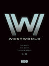 Westworld: Seasons 1-3 [DVD]