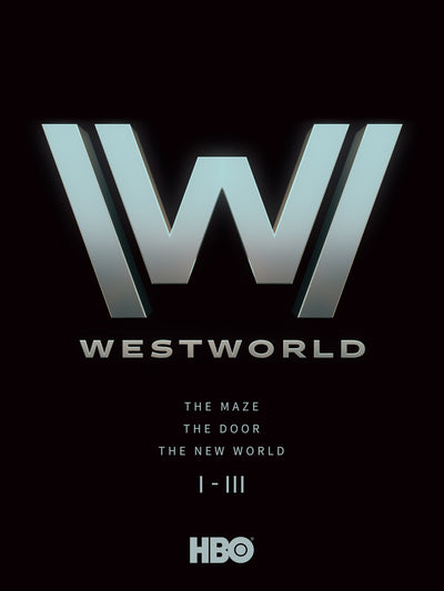 Westworld: Seasons 1-3 [DVD] (Due out 13.11.20)