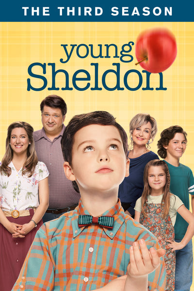 Young Sheldon: The Third Season - Chuck Lorre [DVD] (Due out 28.08.20)