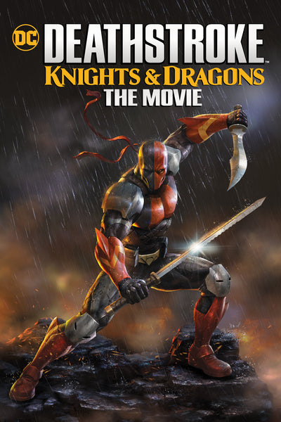 Deathstroke: Knights & Dragons [DVD]