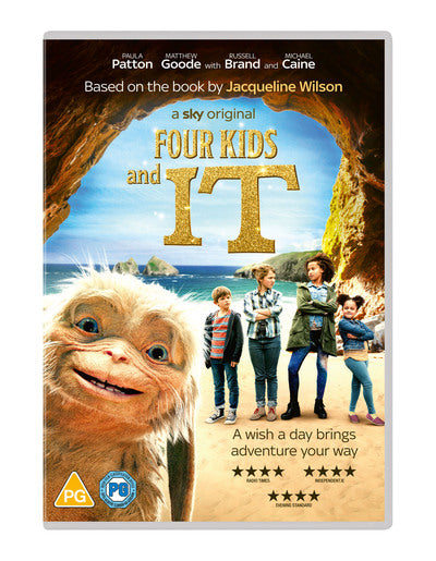 Four Kids and It - Andy De Emmony [DVD] (Due out 31.07.20)