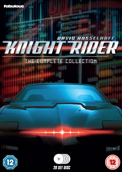 Knight Rider: The Complete Collection - Glen A. Larson [DVD]