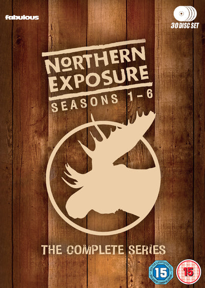 Northern Exposure: The Complete Series - Joshua Brand [DVD]