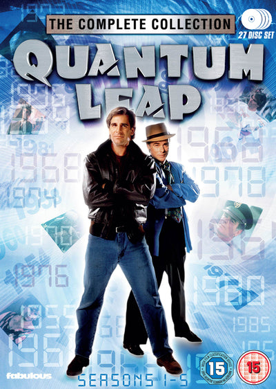 Quantum Leap: The Complete Collection - Donald P. Bellisario [DVD]