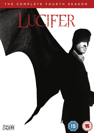 Lucifer: The Complete Fourth Season - Tom Kapinos [DVD]