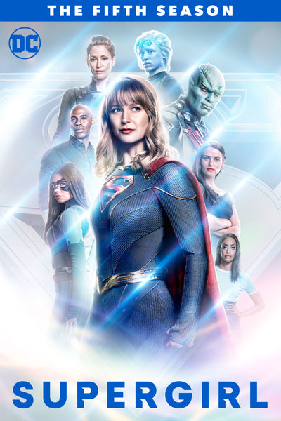 Supergirl: The Fifth Season - Greg Berlanti [DVD] (Due out 11.09.20)