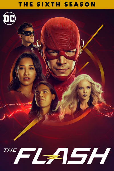 The Flash: The Sixth Season - Greg Berlanti [DVD] (Due out 21.08.20)