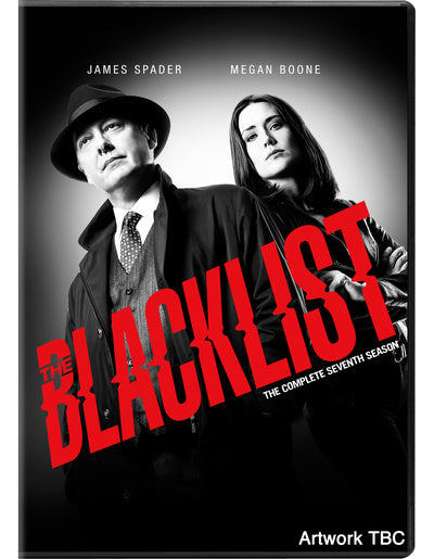 The Blacklist: The Complete Seventh Season [DVD]