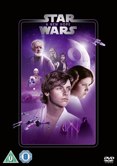 Star Wars: Episode IV - A New Hope - George Lucas [DVD]