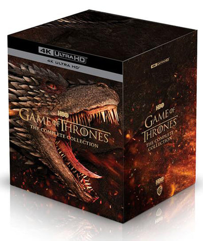 Game of Thrones: The Complete Series - David Benioff