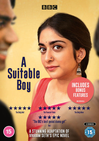 A Suitable Boy - Andrew Davies [DVD]