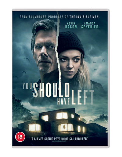 You Should Have Left - David Koepp [DVD]