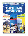 Thrilling Adventures: 3-movie Collection - Rob Minkoff [DVD]