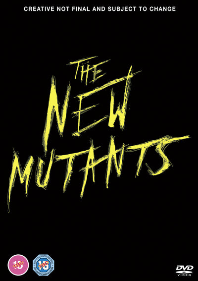 The New Mutants - Josh Boone [DVD]