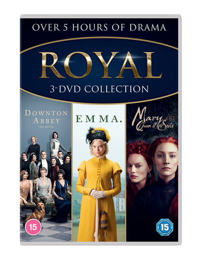 Royal Movie Triple Collection - Autumn de Wilde [DVD]