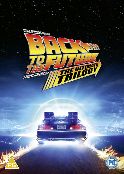 Back to the Future Trilogy - Robert Zemeckis [DVD]