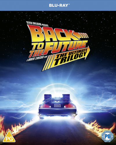 Back to the Future Trilogy - Robert Zemeckis [BLU-RAY]