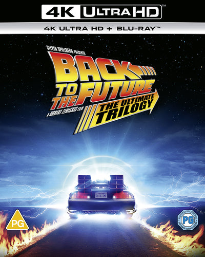 Back to the Future Trilogy - Robert Zemeckis