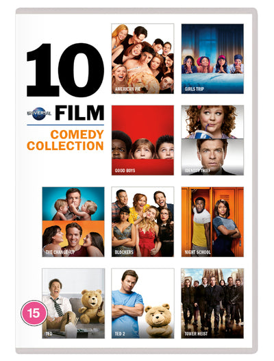 10 Film Comedy Collection - Paul Weitz [DVD]