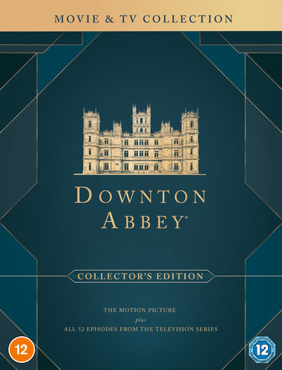 Downton Abbey Movie & TV Collection [DVD]