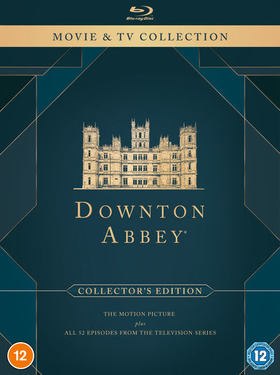 Downton Abbey Movie & TV Collection - Michael Engler [BLU-RAY]