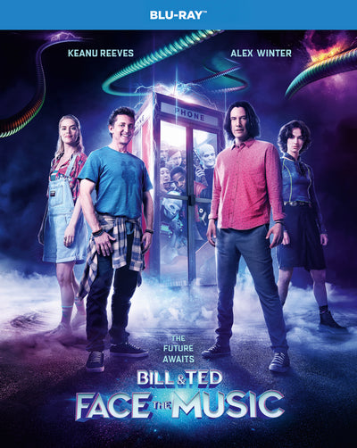 Bill & Ted Face the Music - Dean Parisot [BLU-RAY]