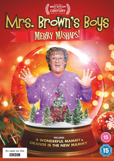 Mrs Brown's Boys: Merry Mishaps [DVD]