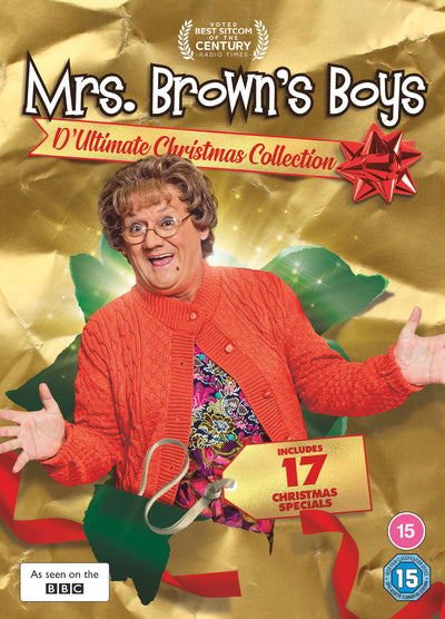 Mrs Brown's Boys: D'ultimate Christmas Collection - Brendan O'Carroll [DVD]