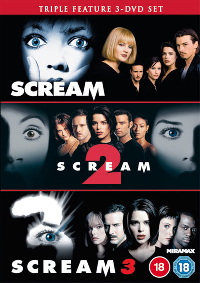 Scream Trilogy - Wes Craven [DVD]