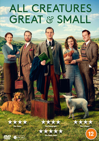 All Creatures Great & Small - Colin Callender [DVD]