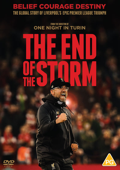 The End of the Storm [DVD]
