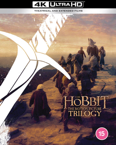 The Hobbit: Trilogy [4K UHD] - Peter Jackson
