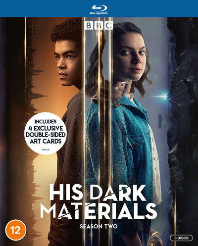 His Dark Materials: Season Two - Jack Thorne [BLU-RAY]