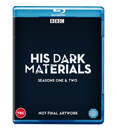 His Dark Materials: Season One & Two - Jack Thorne [BLU-RAY]