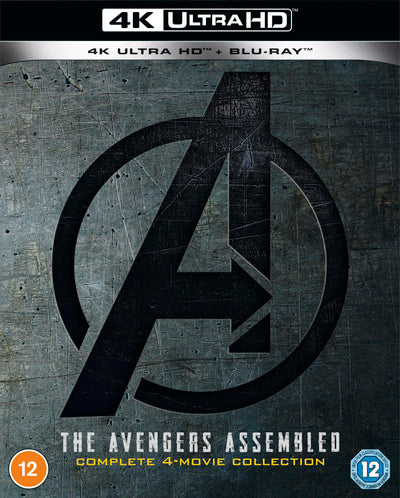 Avengers: 4-movie Collection - Joss Whedon