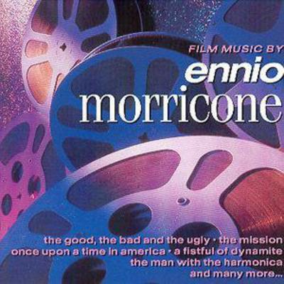 Film Music By Ennio Morricone - Ennio Morricone [CD]