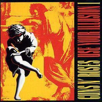 Use Your Illusion I - Guns N' Roses [CD]