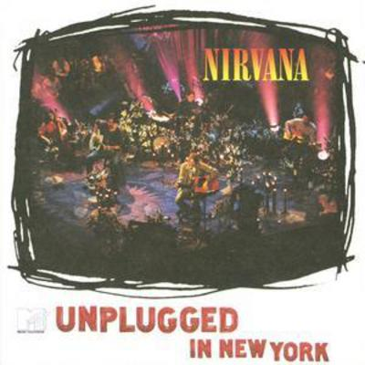 Unplugged in New York - Nirvana [CD]
