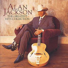 The Greatest Hits Collection - Alan Jackson [CD]