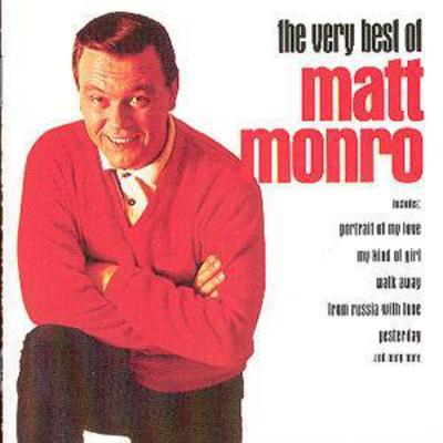 The Very Best Of Matt Monroe - Matt Monro [CD]