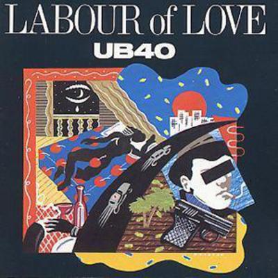 Labour of Love - UB40 [CD]