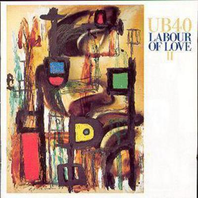 Labour of Love II - UB40 [CD]