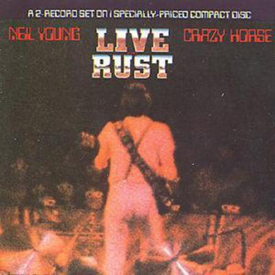 Live Rust - Billy Talbot [CD]