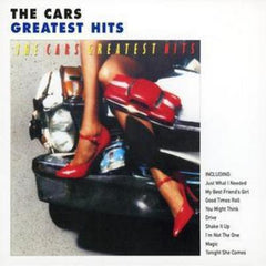 Greatest Hits - The Cars [CD]