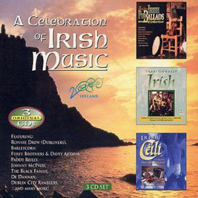 A Celebration Of Irish Music - Various [CD]