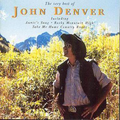 The Very Best Of John Denver - John Denver [CD]