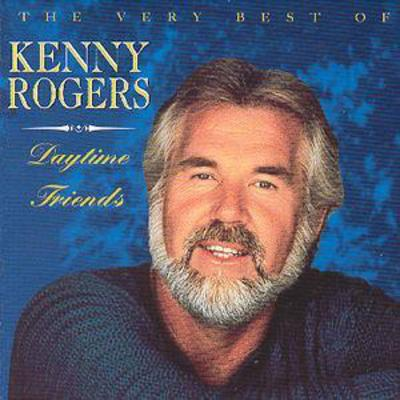 The Very Best Of Kenny Rogers: Daytime Friends - Larry Butler [CD]