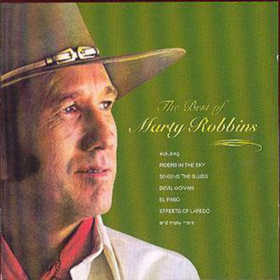 The Best Of Marty Robbins - Marty Robbins [CD]