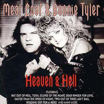 Heaven and Hell - Meat Loaf [CD]