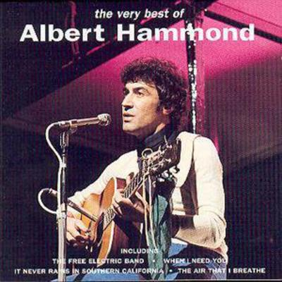The Very Best Of Albert Hammond - Albert Hammond [CD]